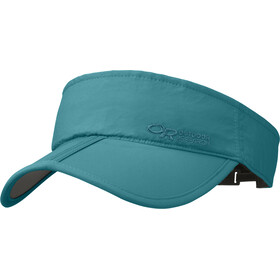 Outdoor Research Radar Visor washed peacock